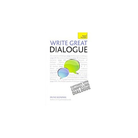 Teach Yourself How to Write Dialogue in Fiction (Paperback)