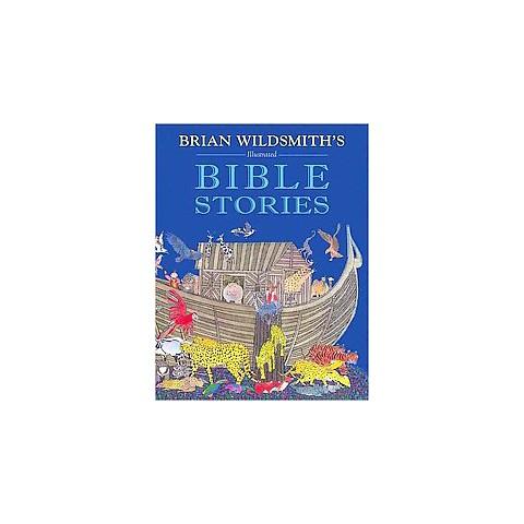 Brian Wildsmith's Bible Stories (Hardcover)