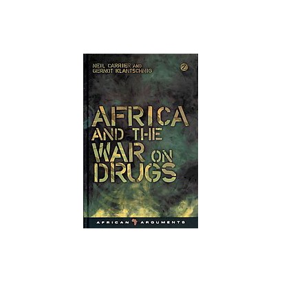 Africa and the War on Drugs (Hardcover)