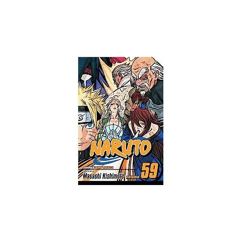Naruto 59 (Paperback)