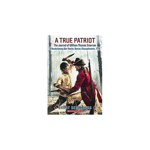 A True Patriot (Reprint) (Paperback)