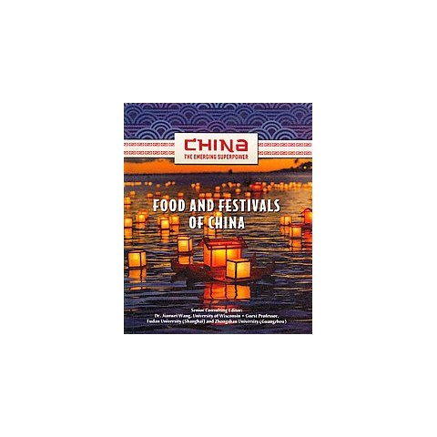 Food and Festivals of China (Hardcover)