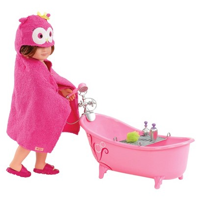 Our Generation Home Accessory - Bath Tub Set