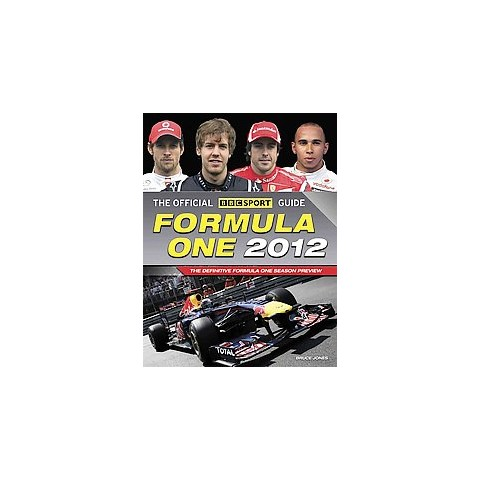 The Official BBC Sport Guide Formula One 2012 (Paperback)