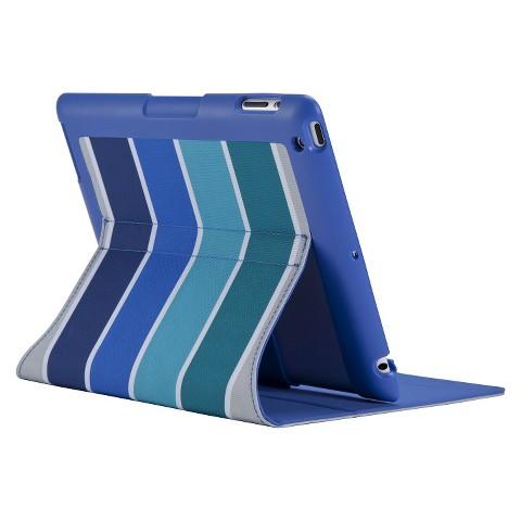 Speck iPad 3 FitFolio Colorbar Arctic - Blue (SPK-A1660)