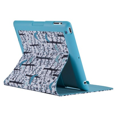 Speck Products iPad 3 FitFolio Lovebirds Teal