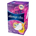 32-Count Always Radiant Infinity Regular Pads w/Wings