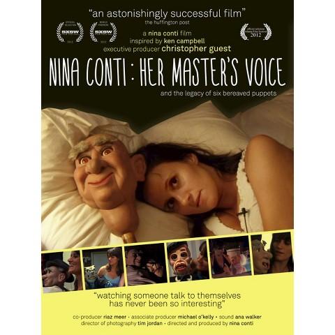 Nina Conti: Her Master's Voice (Widescreen)