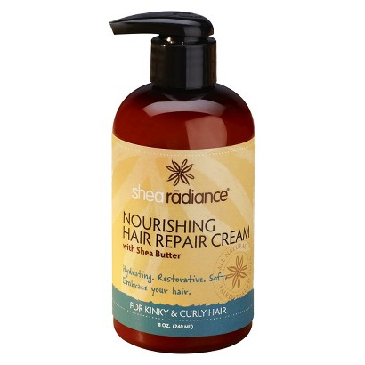Shea Radiance Nourishing Hair Repair Cream - 8.5 oz