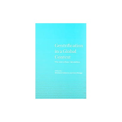 Gentrification In A Global Context (Paperback)