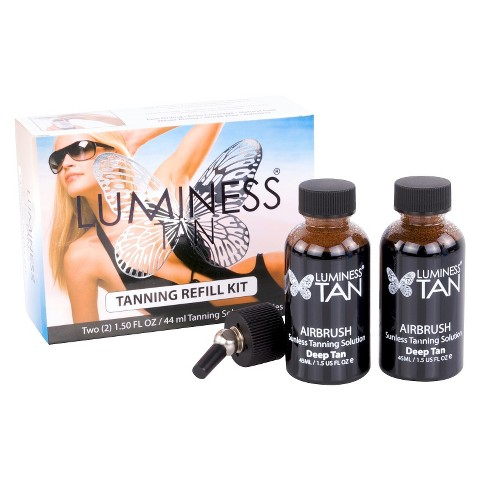 Luminess Tan Airbrush Tan Refill Kit