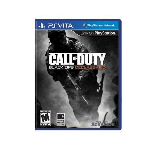 Call of Duty Black Ops: Declassified (PlayStation Vita)