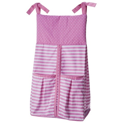 Circo Dots N' Stripes Diaper Stacker