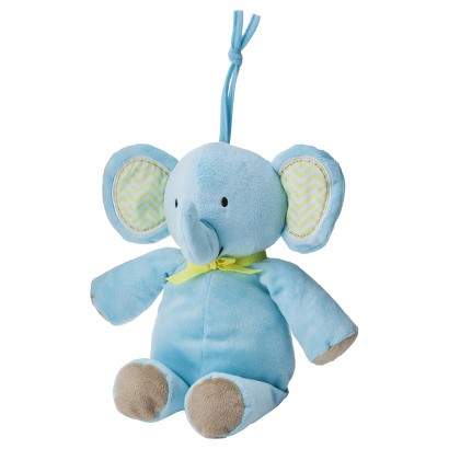 Circo Plush Elephant Music Toy