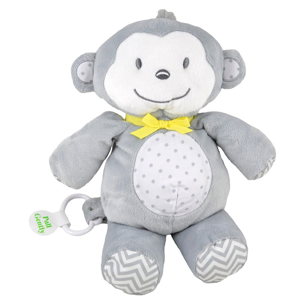 Circo Plush Musical Toy - Monkey