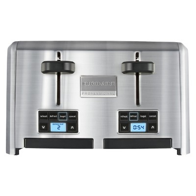 Frigidaire Professional™ Stainless Steel 4 Slice Wide Slots Toaster
