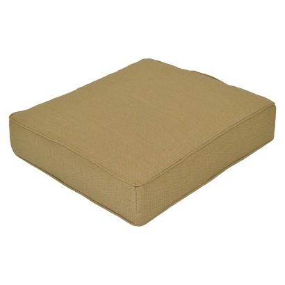 Smith & Hawken® Outdoor Deep Seating Cushion - Sand