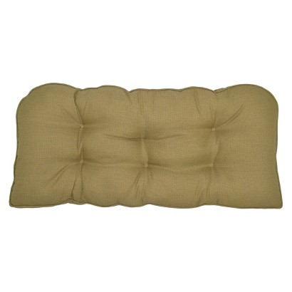 Smith & Hawken® Outdoor Settee Cushion - Sand