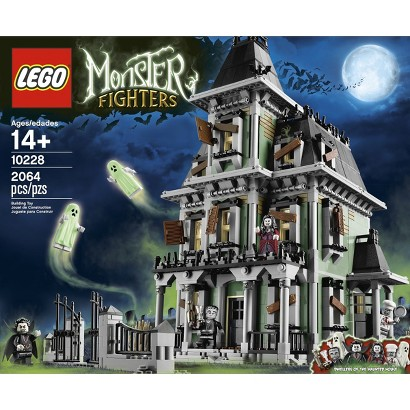 LEGO® Monster Fighters Haunted House 10228