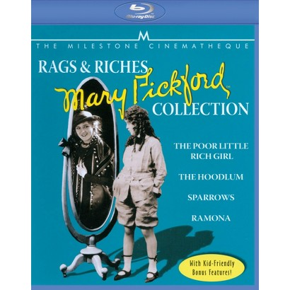Mary Pickford: Rags & Riches Collection (Blu-ray)