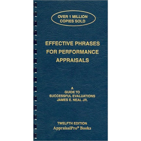 Effective Phrases for Performance Appraisals (Paperback)