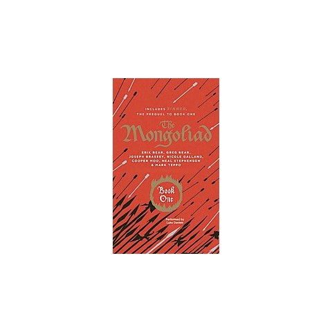 The Mongoliad (Hardcover)