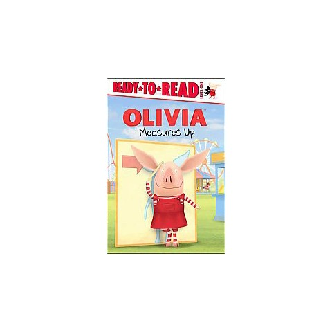 Olivia Measures Up (Hardcover)