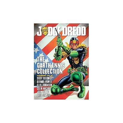 Judge Dredd (Paperback)