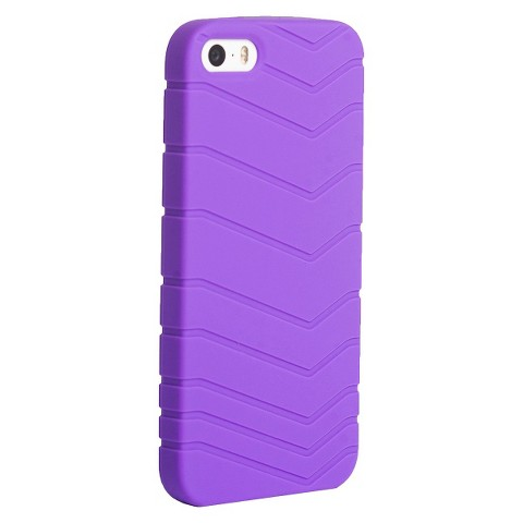 Agent18 Velocity Case for iPhone®5 - Purple (P5VLCP) product details ...