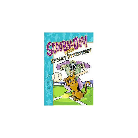 Scooby Doo! and the Spooky Strikeout (Hardcover)