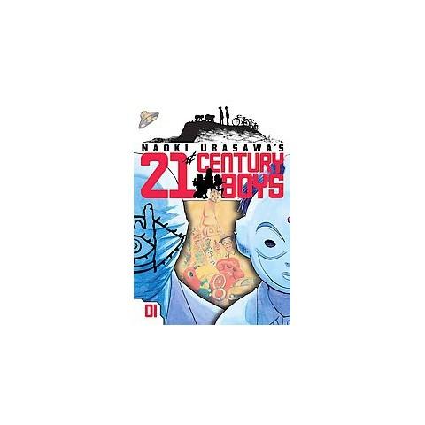 Naoki Urasawa's 21st Century Boys 1 (Paperback)