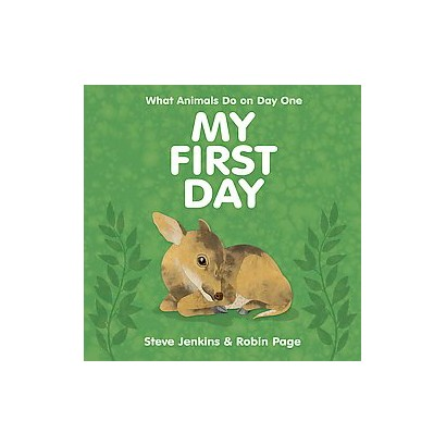 My First Day (Hardcover)