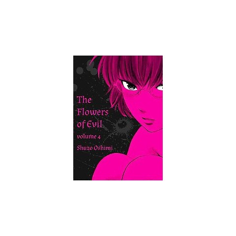 Flowers of Evil 4 (Paperback)