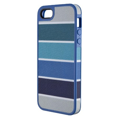 Speck FabShell Case for iPhone® 5 - ColorBar Arctic Blue
