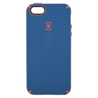Speck CandyShell Case for iPhone® 5 - Harbor Blue/Coral Pink