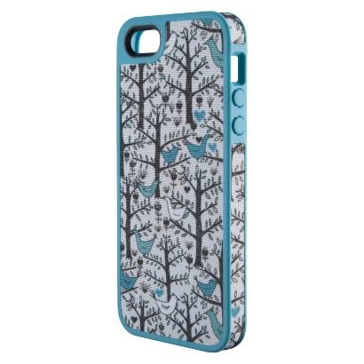 Speck FabShell Case for iPhone® 5 - LoveBirds Teal
