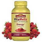 Nature Made VitaMelts® Mixed Berry Energy Tablets - 100 Count