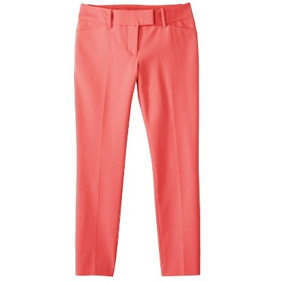 Mossimo® Women's Modern Fit Ankle Pant - Assorted Colors