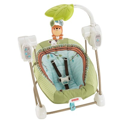 Fisher-Price Swing 'n Seat - Forest Fun