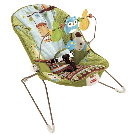 Fisher-Price Baby Bouncer - Forest Fun