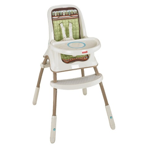 Fisher-Price Grow-With-Me HighChair - Rainforest Friends
