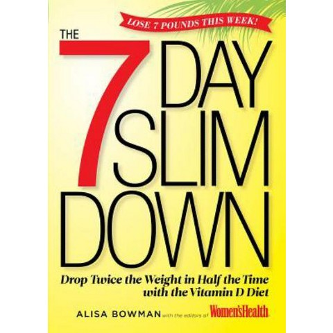 7 Day Slim Down (Hardcover)