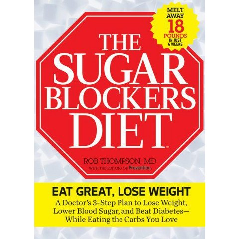The Sugar Blockers Diet (Hardcover)