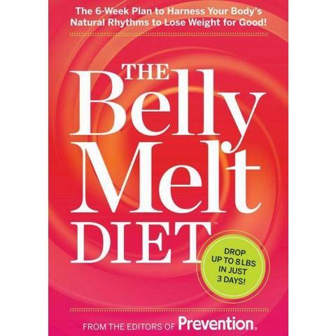 The Belly Melt Diet (Hardcover)