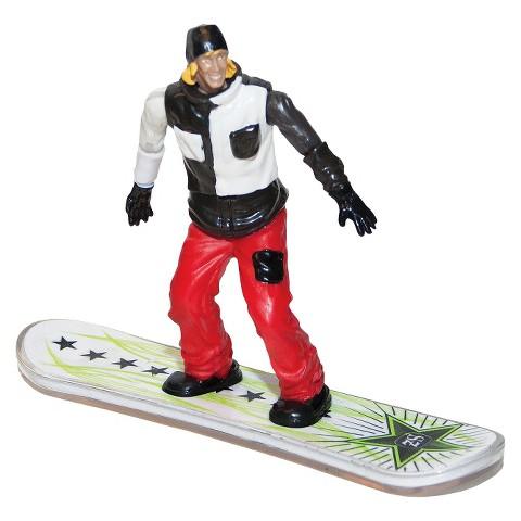 COOP Shredz Snowboarder - Justin