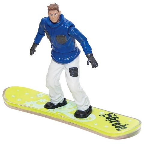 COOP Shredz Snowboarder - Luke
