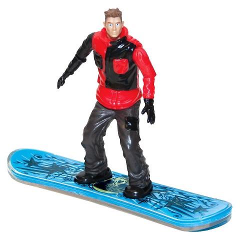 COOP Shredz Snowboarder - Shane