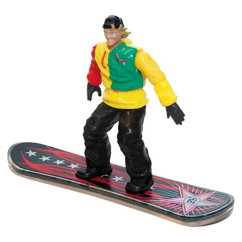 COOP Shredz Snowboarder - Brett