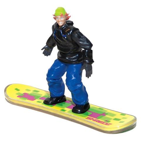 COOP Shredz Snowboarder - Chase