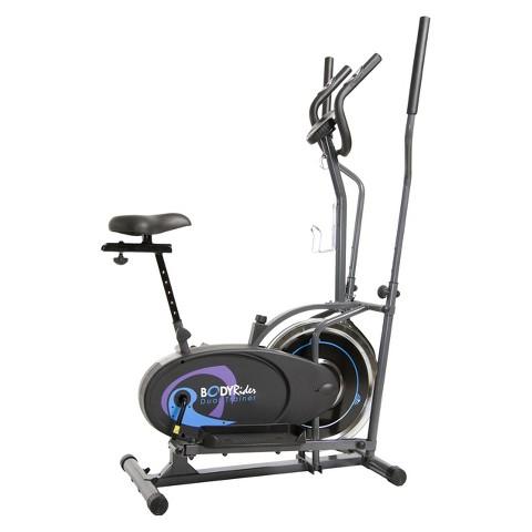 Body Flex Cardio Dual Trainer Exercise Bike